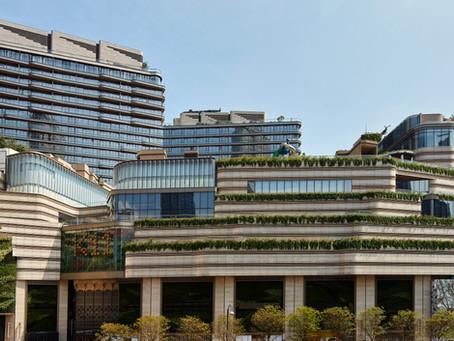 K11 Musea Opens at Hong Kong's Victoria Dockside