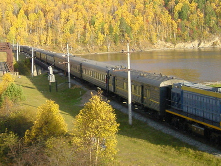 Top 5 FAQs about the Grand Trans-Siberian