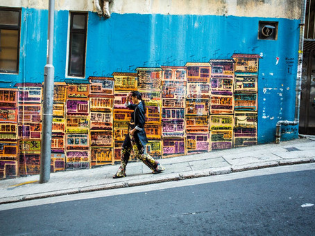 8 Insta-worthy Spots in Hong Kong