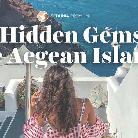 10 Hidden Gems of the Aegean Islands