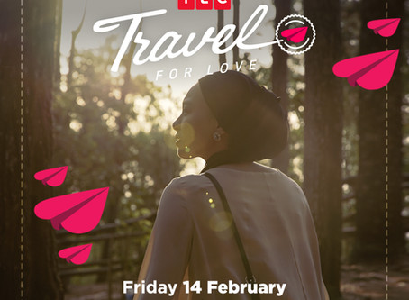 Travel For Love, a Discovery and Astro production on Finding Love Abroad