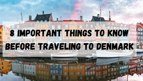 8 Important Things to Know before Traveling to Denmark