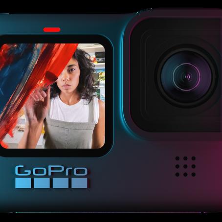 All New GoPro HERO9 Black (RM2,099) for the on-the-go filmmaker