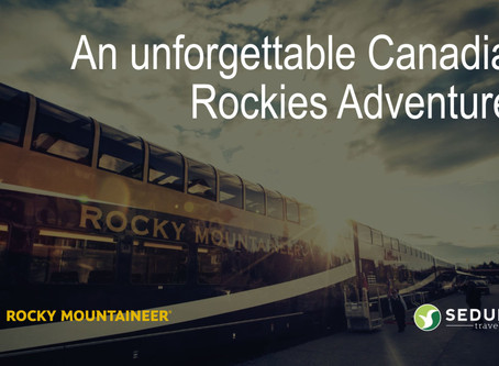 An Unforgettable Canadian Rockies Adventure