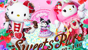 Sweets Puro Time at Hello Kitty Land Tokyo!