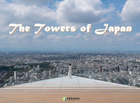 The Towers of Japan
