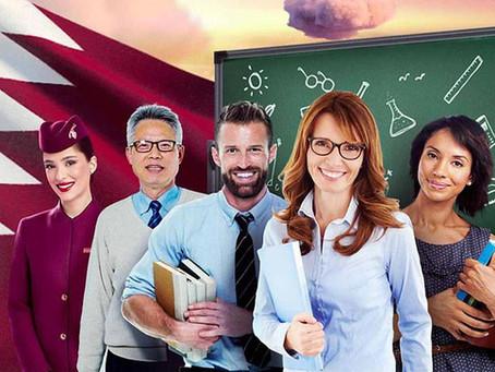 Qatar Airways Thanks Teachers With 21,000 Complimentary Tickets
