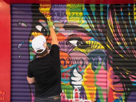The Stories Behind Hong Kong's Street Art
