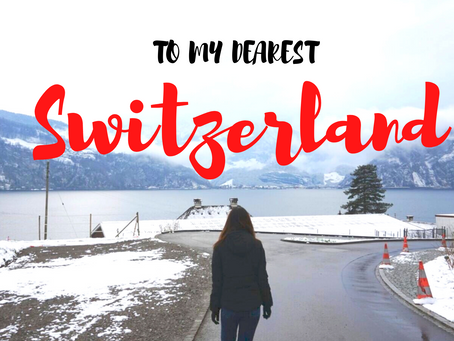 A Love Letter to Switzerland
