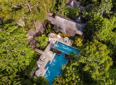 A Safe Retreat to The Datai Langkawi awaits
