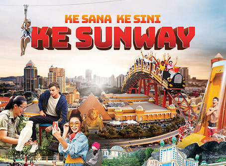 Domestic Tourism on the road to recovery as Sunway Records 10,000 Room Nights