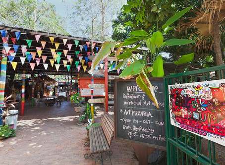 Art for All: An Artist's Village a Hop and a Skip from Avani+ Hua Hin Resort