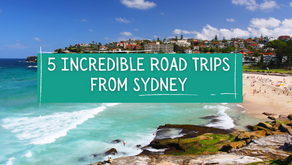 5 Road Trips from Sydney For Nature and Food Lovers
