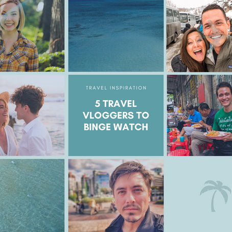 5 Travel Vloggers to Binge Watch