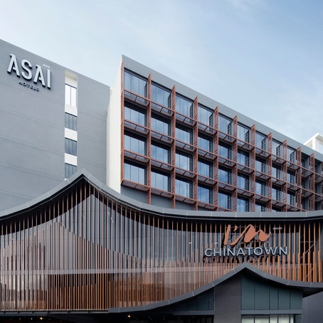 Dusit International opens its first hotel under the new affordable ASAI brand in Bangkok, Chinatown