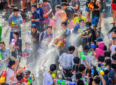 Thailand's Songkran officially postponed