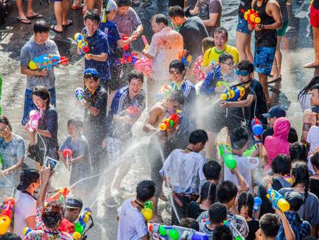 Thailand's Songkran officially postponed