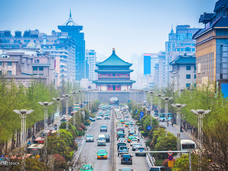 Once Upon a Time in Xi'an
