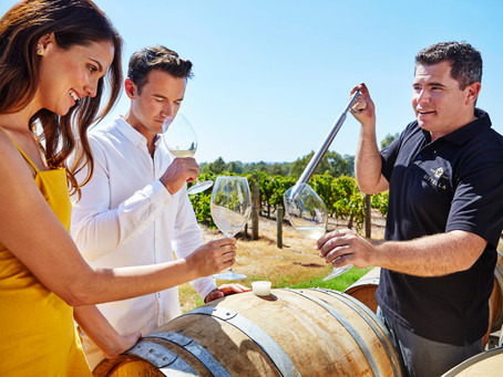 6 Sensational Wine-Trails in Western Australia