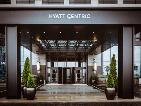 A Hyatt Hotel in Iceland?! Yes please!