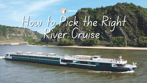 How to Pick the Right River Cruise