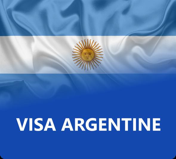 VISA ARGENTINE