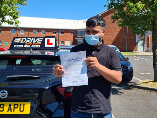 Learn to drive in the UK in Rochdale with iDrive Driving School
