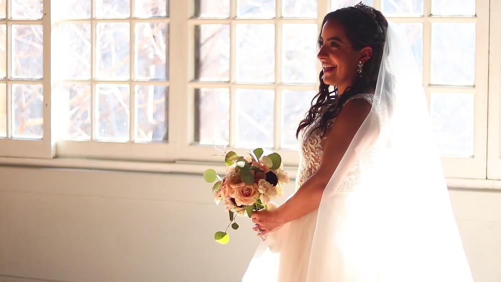 Justyne Edgell Photography and Design Wedding Portrait