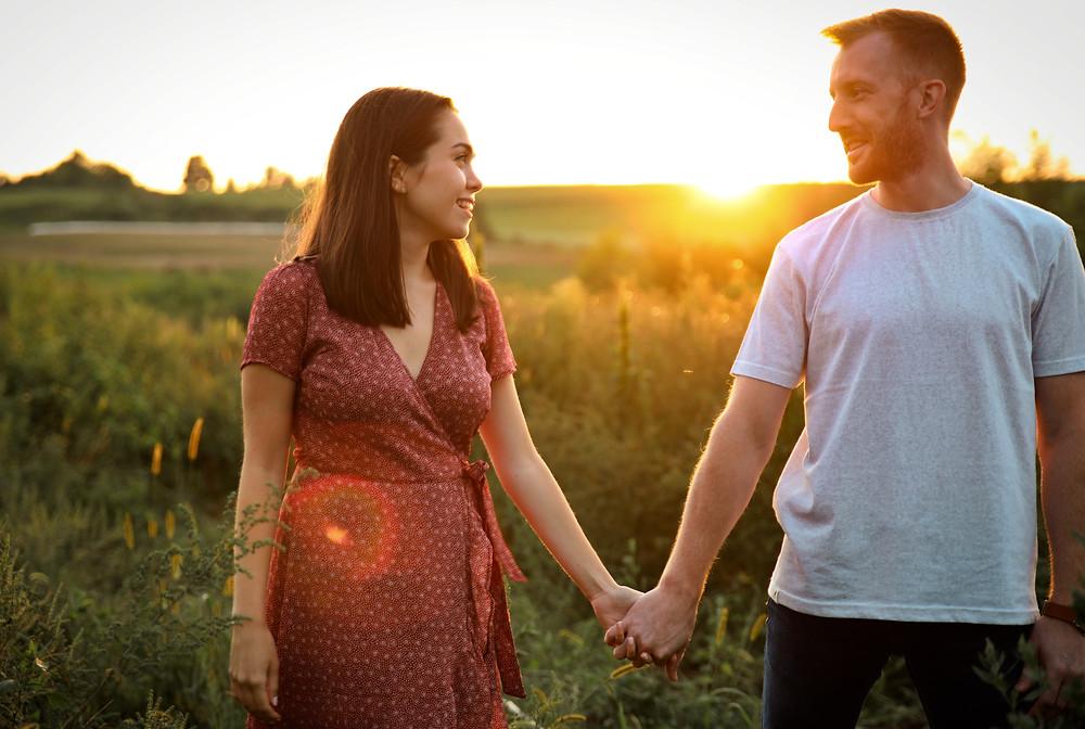 Uxbridge Engagement Photographer