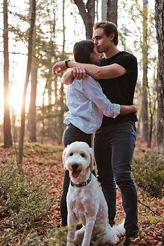 Uxbridge Couple's Photographer