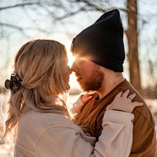 Uxbridge Couple's Photographer Justyne E