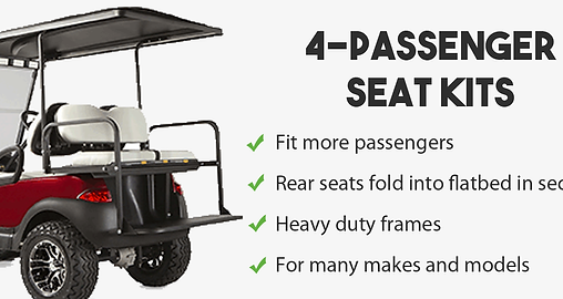 Golf Carts   Golf Rides   Parts & Accessories