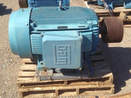 Weg motor - 75HP 575VOLT