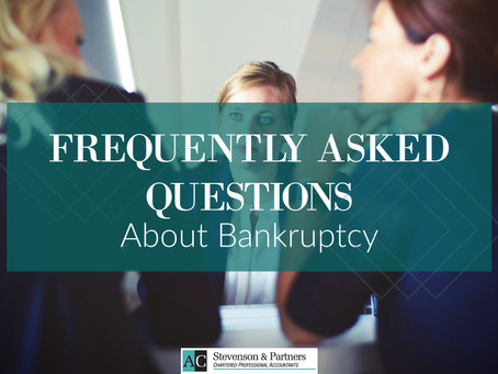 FAQ About Bankruptcy