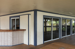 Access the inside bar from outside
