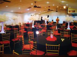 Wedding Reception Indoors
