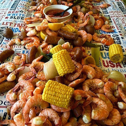 Low Country Boil--March 10, 2019