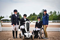Adequan US ParaDressage Team