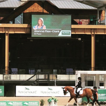 Adequan®/USEF Para Dressage National Championship and CPEDI3*