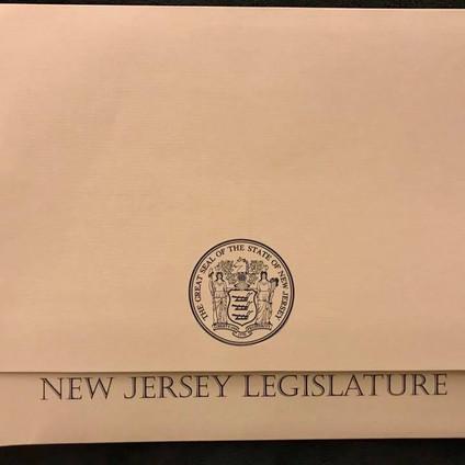 New Jersey Legislature Citation