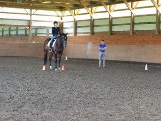 Riders and Coaches Enjoy Carlisle Academy's Para-Equestrian Pipeline Training Camp