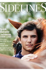 Sidelines Magazine paraequestrian wheelchair dressage