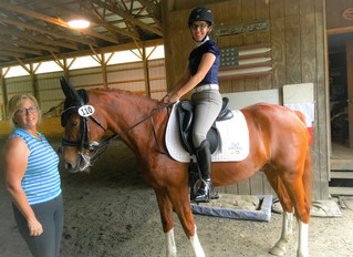 Applewood Farm Dressage Show