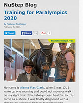 Paraquestrian in wheelchair training for Paralympics in dressage. Paradressage athlete riding horses.