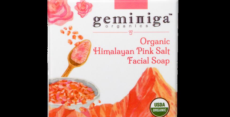 Himalayan Pink Salt Facial Soap
