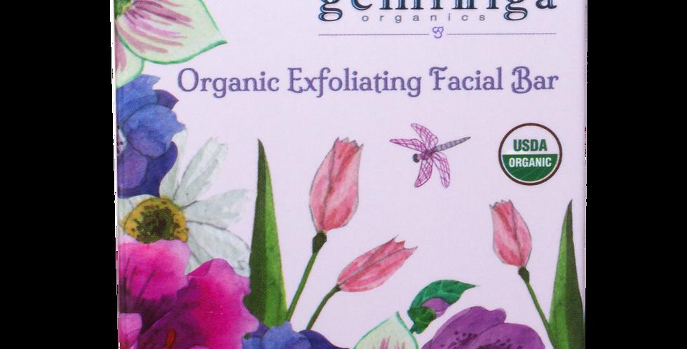 Organic Exfoliating Facial Bar