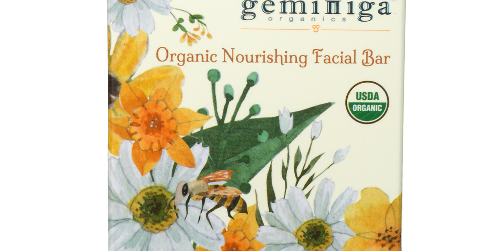 Organic Nourishing Facial Bar