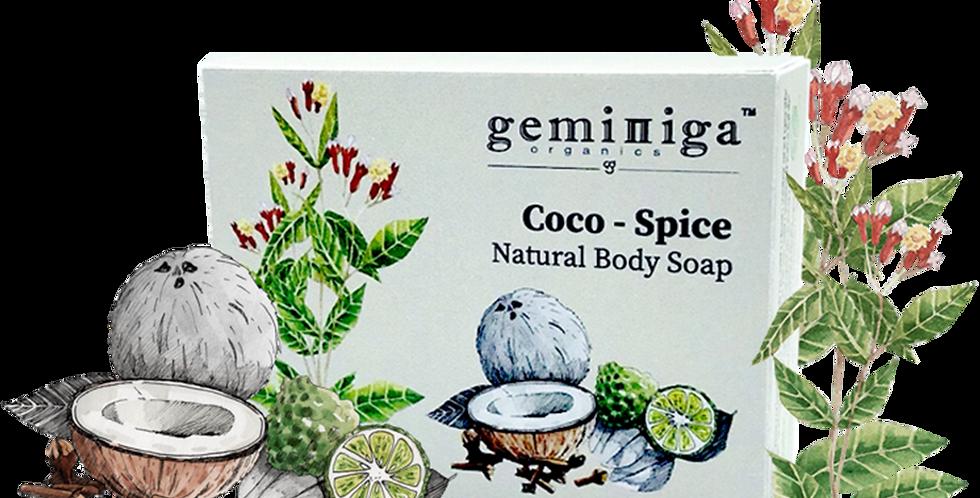 Coco-Spice Natural Body Soap