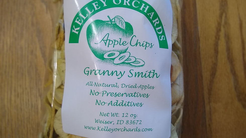 Granny Smith Apple Chips