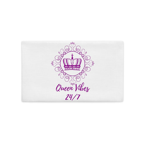Queen Vibes Pillow Case